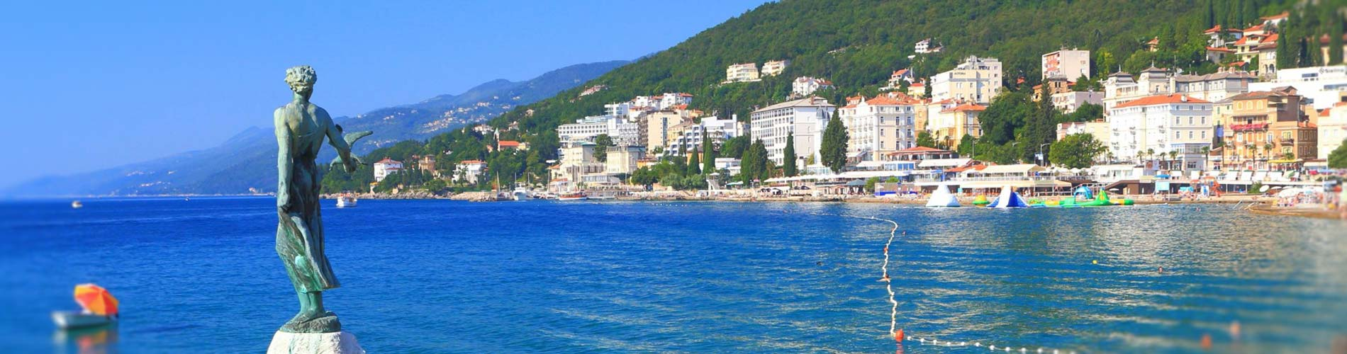 Maiden with seagull and Opatija Coast.jpg