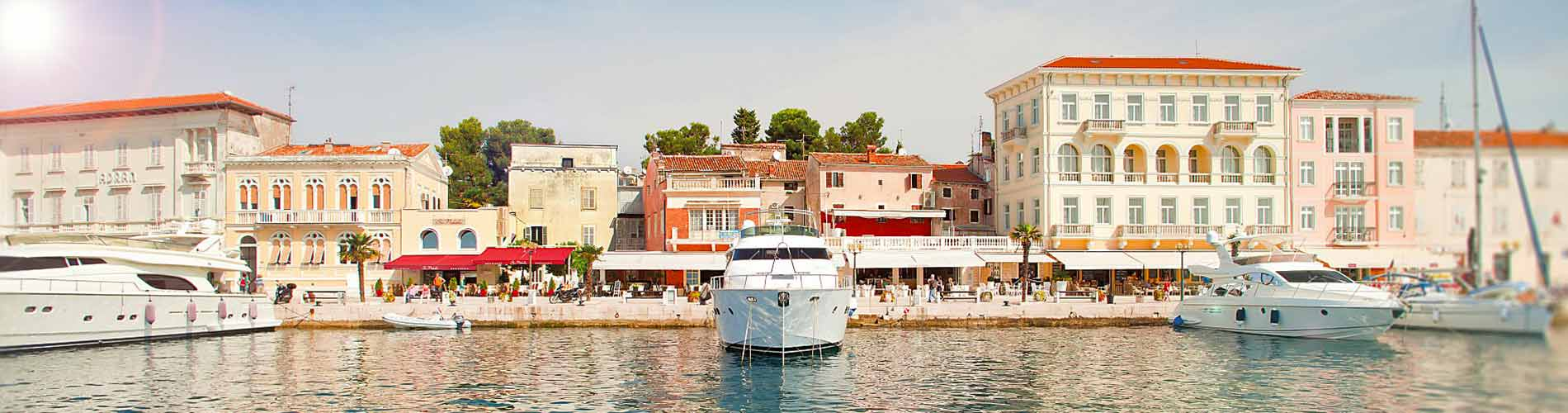 Croatia, Porec. Panoramic view of the city.jpg