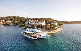 Holidays in Island of Mljet,Croatia from Ireland