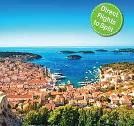 Holidays in Ultra Europe Music Festival,Croatia from Ireland